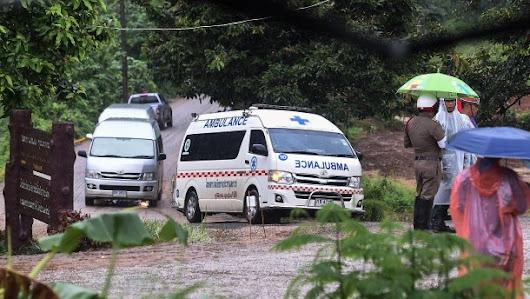 Liveblog zur Rettungsaktion in Thailand: Das erste Kind soll angeblich gerettet sein