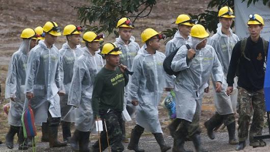 Rettungsaktion in Höhle in Thailand vor dem Abschluss
