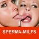 Sperma-Milfs