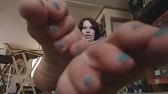 Mikki's Perfect Wrinkled Soles