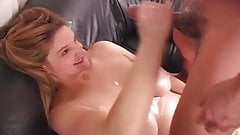 BBW Sister Jacking Off Brother