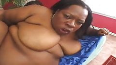 BBw Ebony - 1 Ton of sex