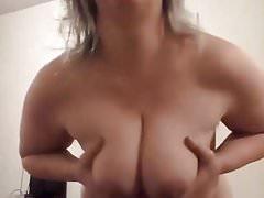 Big tits wet pussy