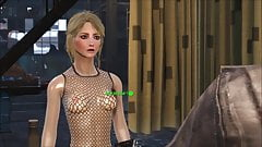 Fallout 4 Katsu and the Atom Cats