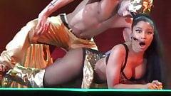 Nicki Minaj getting her ass fucked - Anaconda (live) Loop -