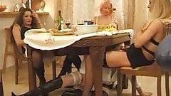 4some French Milf Lesbian