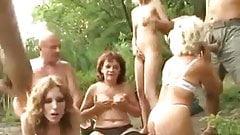 Outdoor Fick-Picknick