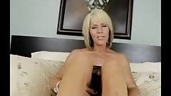 so hot Milf Footjob