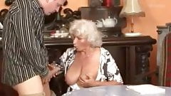 Granny Norma & another young guy