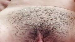 girl masturbation close-up