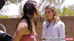 DigitalPlayground - My Wifes Hot Sister Episode 4 Aubrey Sin