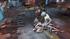 Fallout 4 Katsu The Third Rail