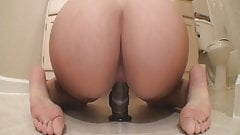 wrinkled soles and big hispanic ass