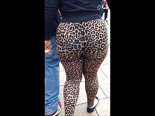 BhamBootyHunter: Big Ass Booty Slim Waist in Leopard Print