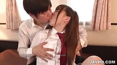 Amazing moments with a cute girl
