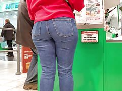 Big ass near cashbox
