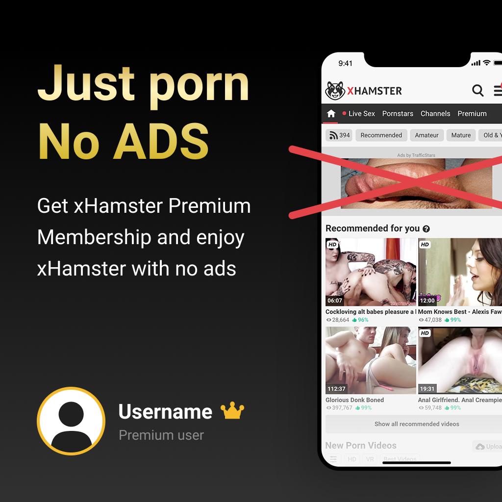 Just Porn, No ADS