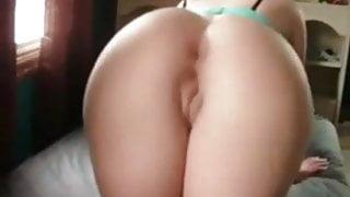Big bouncing perfect ass