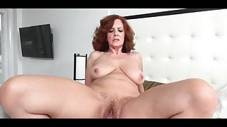 Step Mom Delivers in the Bedroom