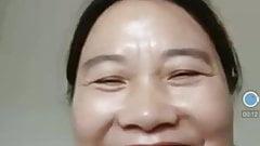 Wichsen mit einer reifen Asiatin