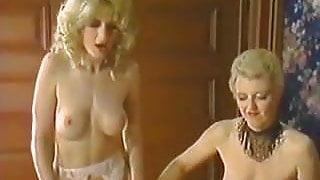 Vintage Threesome fantasy
