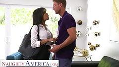 Naughty America - Gia Milana fickt den Ehemann ihres Chefs