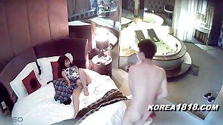 Sexy Honeymoon Couple FUCKING