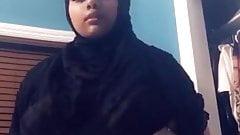Zainab, paki Mädchen mit großen Möpsen