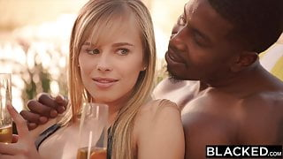 BLACKED - Kendra Sunderland, Interracial Obsession Part 2