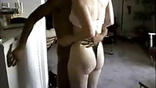 Husband record his sexy wife and black lover