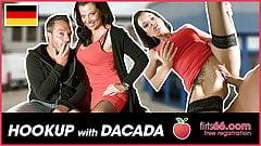 Deutsche MILF DaCada lässt sich hart wegbumsen! Flirts66.com