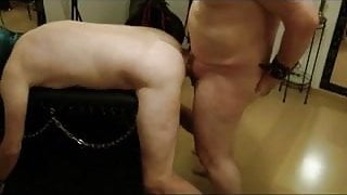 Session with two slaves