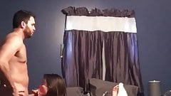 Üppige Raven wird flachgelegt (selbstgedrehter Amateur-MF & MMF 2008)