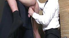MormonBoyz Elder Nelson Disciplinary Action in Black Socks