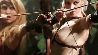 Amazon Warriors - Never back Down.mp4