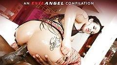 Evilangel - BBC Anal-Zusammenstellung Teil 2