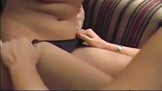 Asian sweeties suck on those big clits