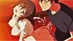 18 Jahre alte Teen in der Schule gefickt - Hentai