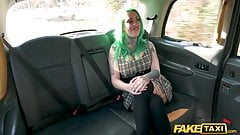 Fake Taxi Lick my pussy and fuck my arse