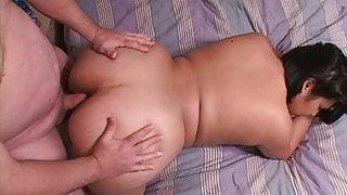 Big Butt Filipina Step Mom Got Her Ass Fucked