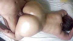 Verdammt, perfekte PAWG-Stiefschwester mit dickem Arsch
