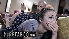 Puro tabú hijastra pega y follada por el padrastro