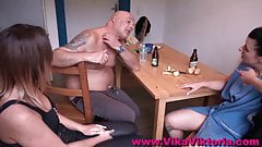 In-laws fuck their own daughter-in-law