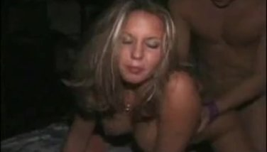 Drunk party chicks gets fucked