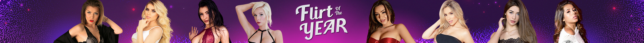 Flirt of the Year Promo