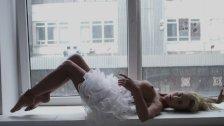 Blonde babe Julia Reutova arousing us in this erotic HD video
